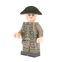 "Британский пехотинец ""День Д"" - Нормандия"