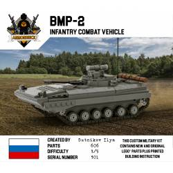 BMP-2 - Infantry Fighting Vehicle