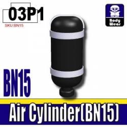 Air Cylinder(BN15) black