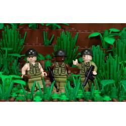 Vietnam War US Soldiers - Squad Pack - Stickers