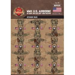 Наклейки ВВС США Второй Мировой