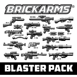 Blaster Weapons Pack