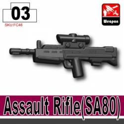 Assault Rifle SA80