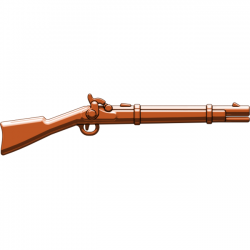 Caplock Musket brown