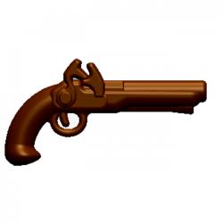 Flintlock Pistol brown