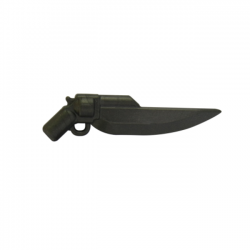 GUNBLADE Gunmetal