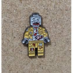 Collector Metal Pin of Lego Zombie