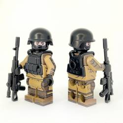 Spetznaz in Gorka Suit Minifigure