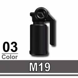 Граната M19 черная