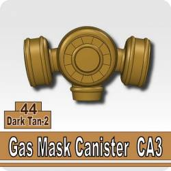 Gas Mask Canister CA3 Black