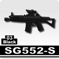 Винтовка SG552_S черная