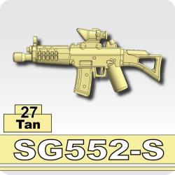 Винтовка SG552_S тановая