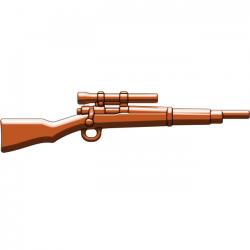 M1903-A4 армейская снайперская винтовка коричневая