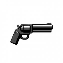 Magnum Revolver gunmetal