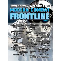 Набор оружия Брикармс - Линия Фронта