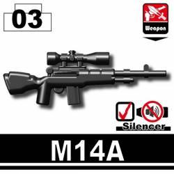 M14A Black