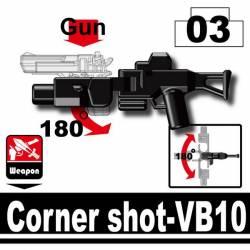 Corner shot-VB10 Black