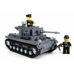 Deluxe German WW2 Panzer Tank
