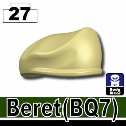 Beret BQ7 tan