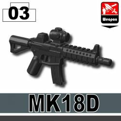 Автомат MK18 MOD