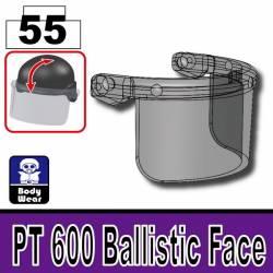 PT 600 Ballistic Face
