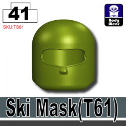 Балаклава T61 зеленая