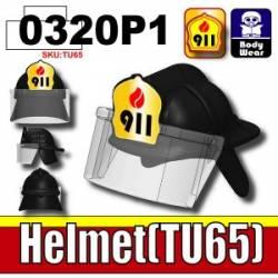 Helmet(TU65)) black