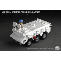 Бронетранспортер сил ООН VAB 6X6