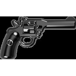 Webley Revolver Black