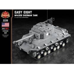 "Американский танк ""Легкая Восьмерка"" Easy Eight - M4A3E8 Sherman Tank"