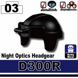Black Night Optics Headgear