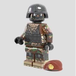 Modern Afghan National Army Commando