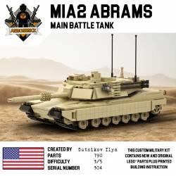 Основной боевой танк США М1 Абрамс