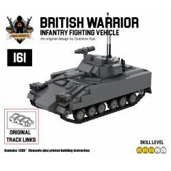 British infantry vehicle - Warrior MCV-80