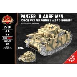 Дополнение к Танку Панцер III Ausf E