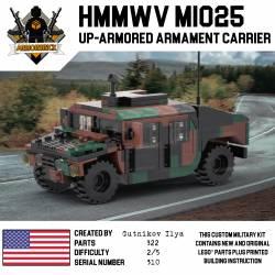 HMMWV M1025 Camo