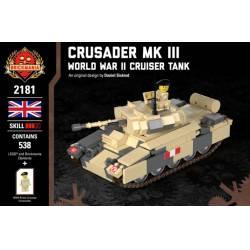 "Британский танк ""Крестоносец"" Mk III"