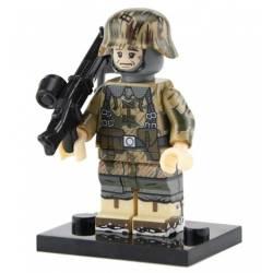 WWII German gunner camo