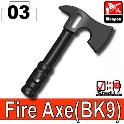 Fire Axe Black