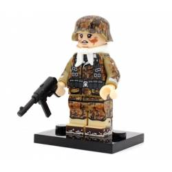 WWII German infantry fall camo(Brickpanda)