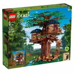 21318 Дом на дереве