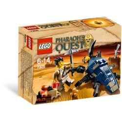 7305 ATTACK OF THE SCARAB