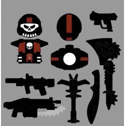 Shock Trooper - Annihilator