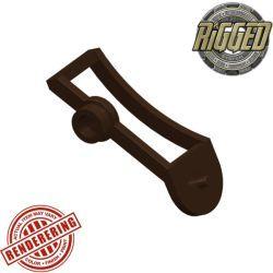 Ремень коричневый (Supply Strap)