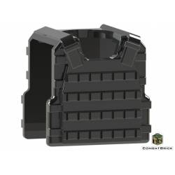 Plate Carrier Body Armor with stud