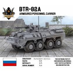 BTR-82A APC