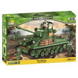 2533 танк Шерман M4A3E8