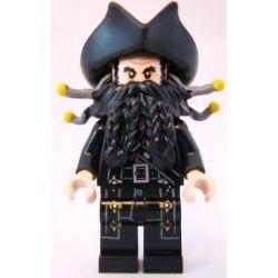 Blackbeard minifigure