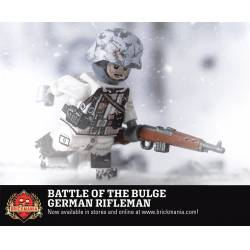 Battle of the Bulge German Rifleman