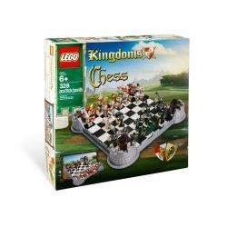 853373 Шахматы Лего серии Королевство